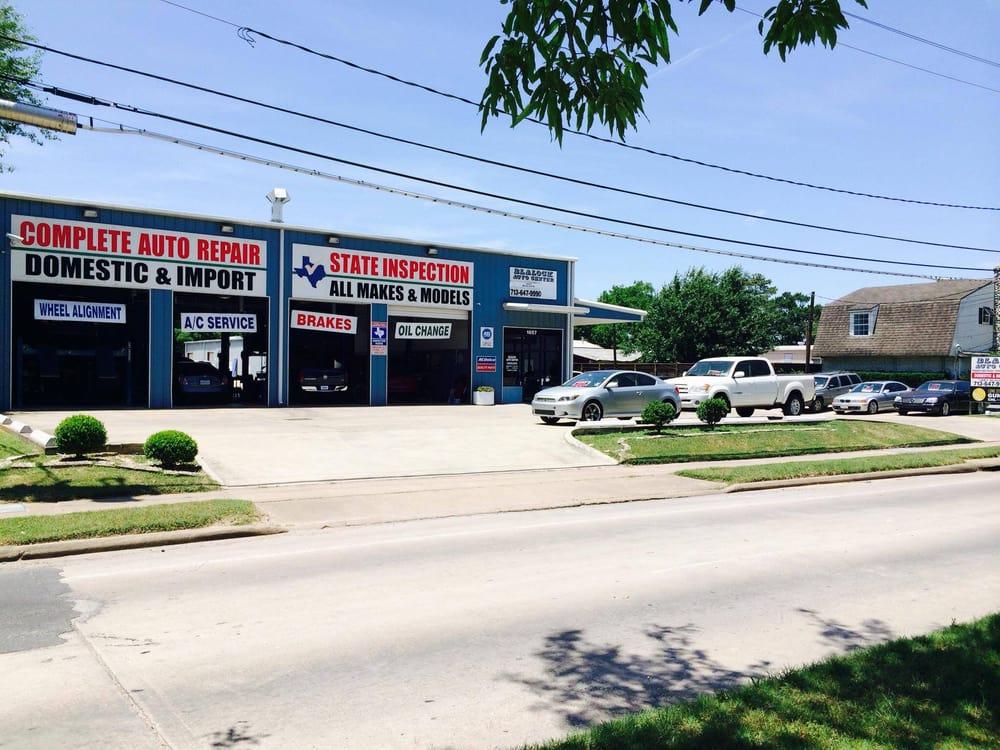Blalock Auto Center: 1657 Blalock Rd, Houston, TX