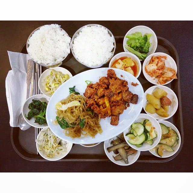 Kimchihana 35 foto e 76 recensioni cucina coreana for Cucina coreana