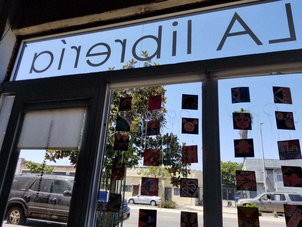 LA libreria: 4732 1/2 W Washington Blvd, Los Angeles, CA