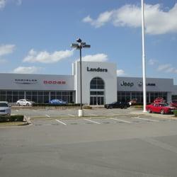 Landers Benton Ar >> Landers Chrysler Dodge Jeep 31 Mga Larawan Nag Aayos Ng Auto