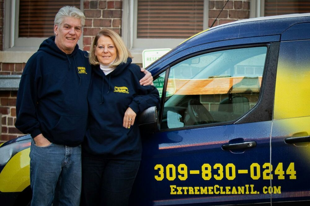 Extreme Clean Carpet & Floor Care: Bloomington, IL