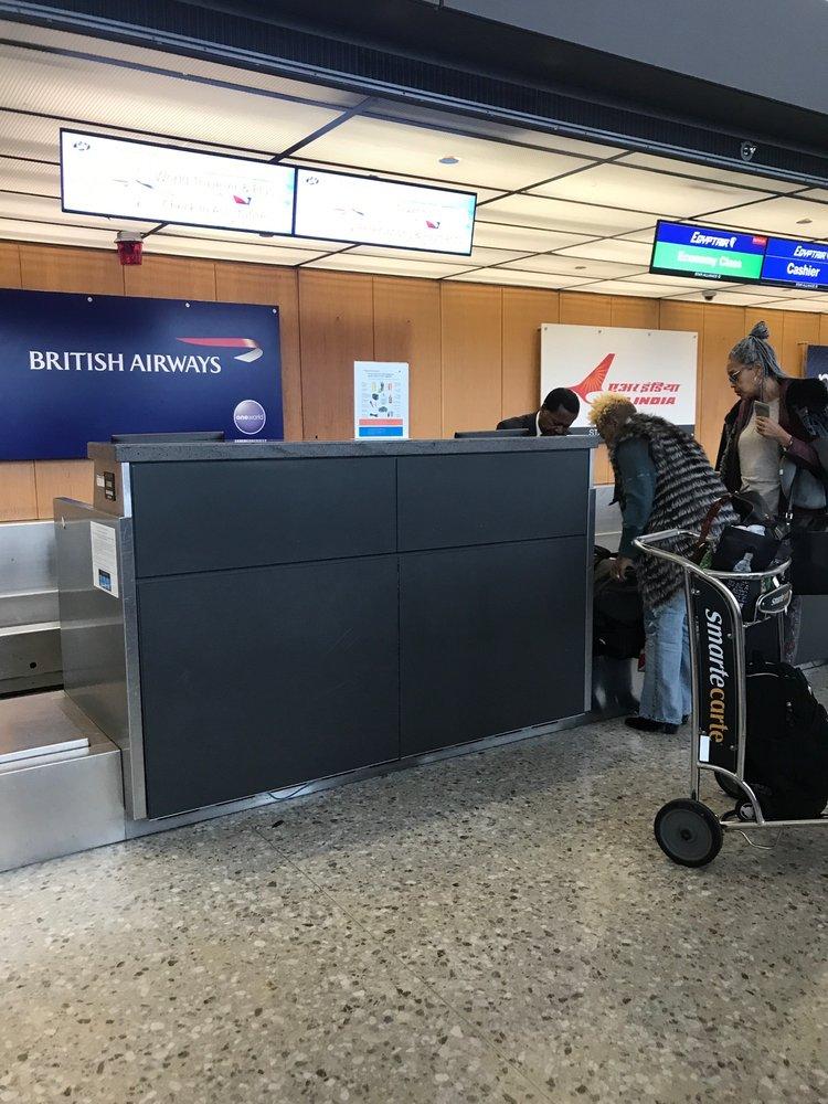 British Airways: 1 Saarinen Cir, Dulled, VA