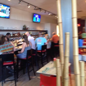 Bar At Pearl Asian Kitchen In Shaker Heights Yelp
