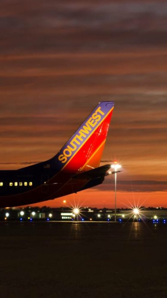 Southwest Airlines: 4100 George J Bean Pkwy, Tampa, FL