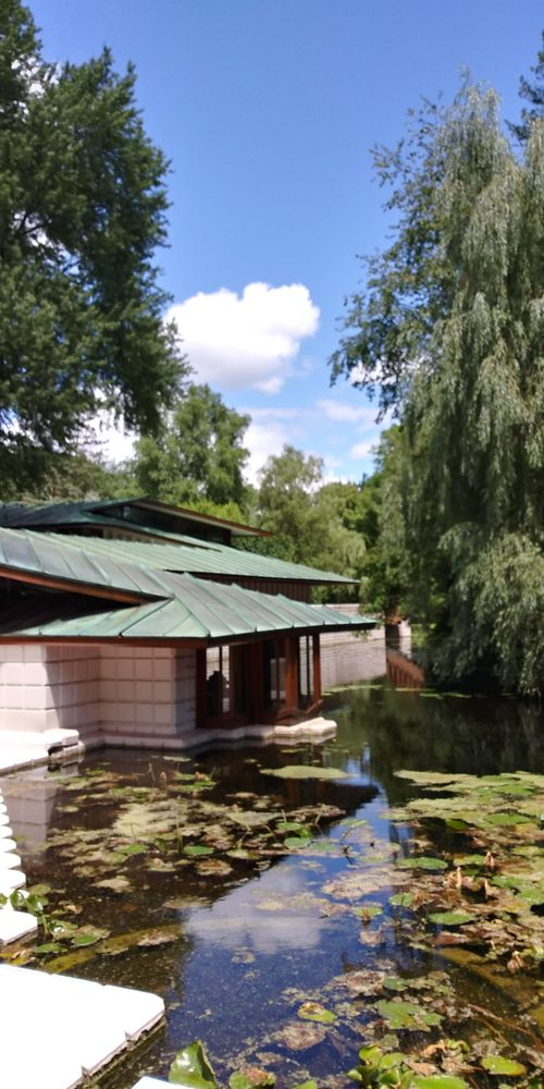 Alden B. Dow Home & Studio: 315 Post St, Midland, MI