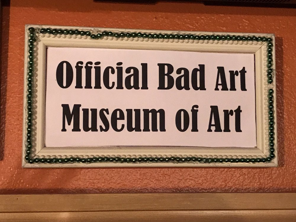 Official Bad Art Museum of Art