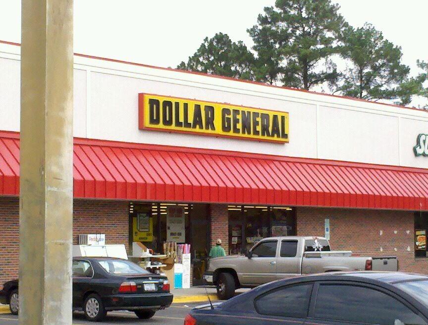 Dollar General: 2633 NC Highway 11, Kinston, NC