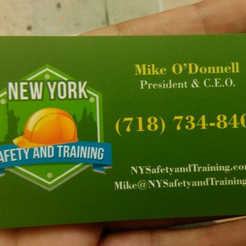 New York Safety and Training - Specialty Schools - 975 Kelly St ...