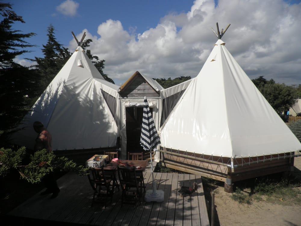 Camping les moulins la sourderie campgrounds 54 rue des moulins noirmo - Camping les moulins noirmoutier ...