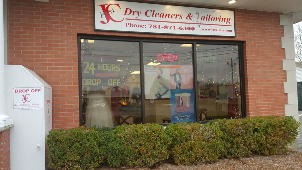 JC Fast Dry Cleaners & Tailoring: 1540 Bedford St, Abington, MA