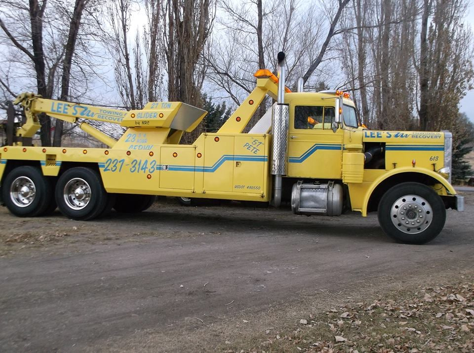 Lee's Towing and Recovery: 1873 Tank Farm Rd, Pocatello, ID