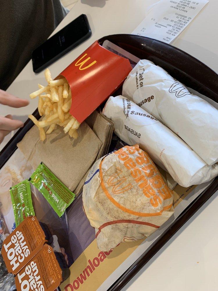 McDonald's: 624 N Main St, Lake City, TN
