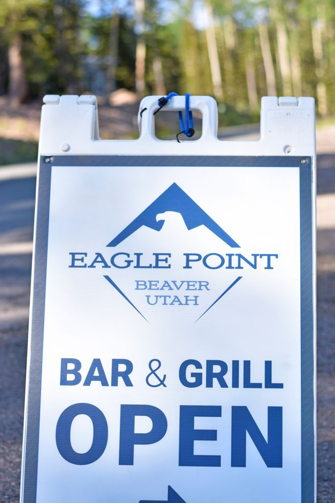 Canyonside Lodge Bar and Grill - at Eagle Point Resort: 150 S W Village Cir, Beaver, UT