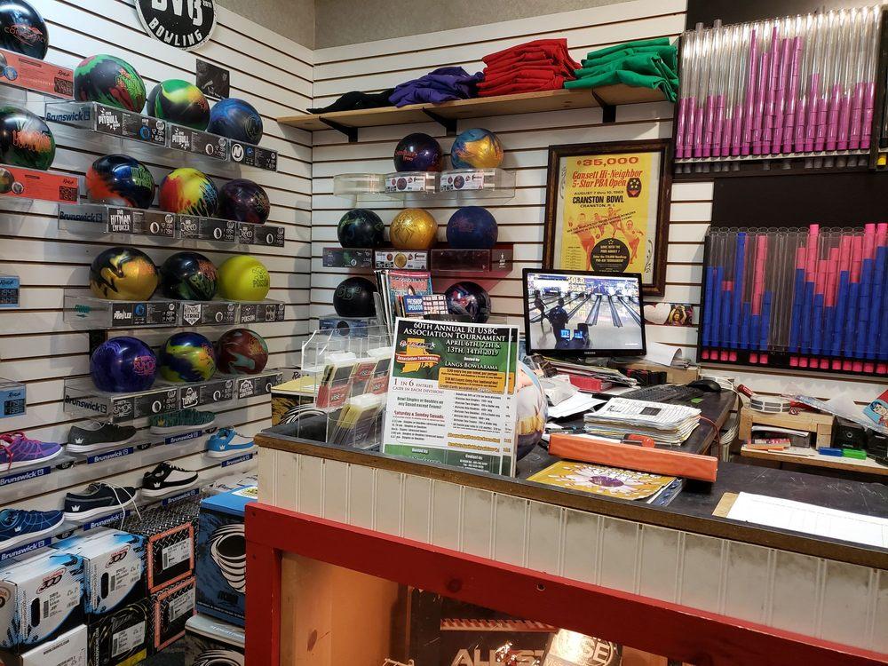 Strike Fx Pro Shops: 1450 Elmwood Ave, Cranston, RI