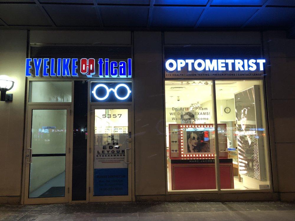 Eyelike Optical
