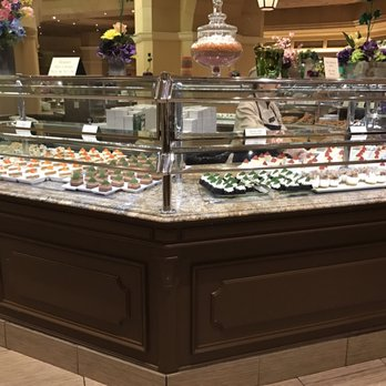 How much does the buffet cost at Bellagio?