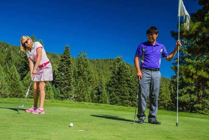Incline Village Mountain Golf Course