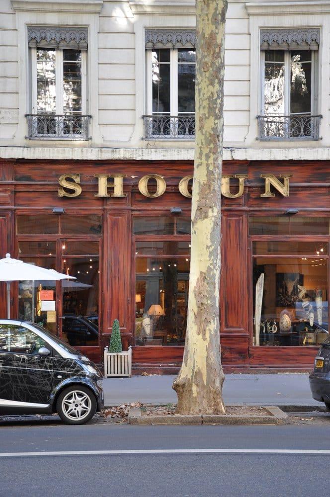 shogun ferm magasin de meuble 18 ave mar chal de saxe foch lyon num ro de t l phone. Black Bedroom Furniture Sets. Home Design Ideas