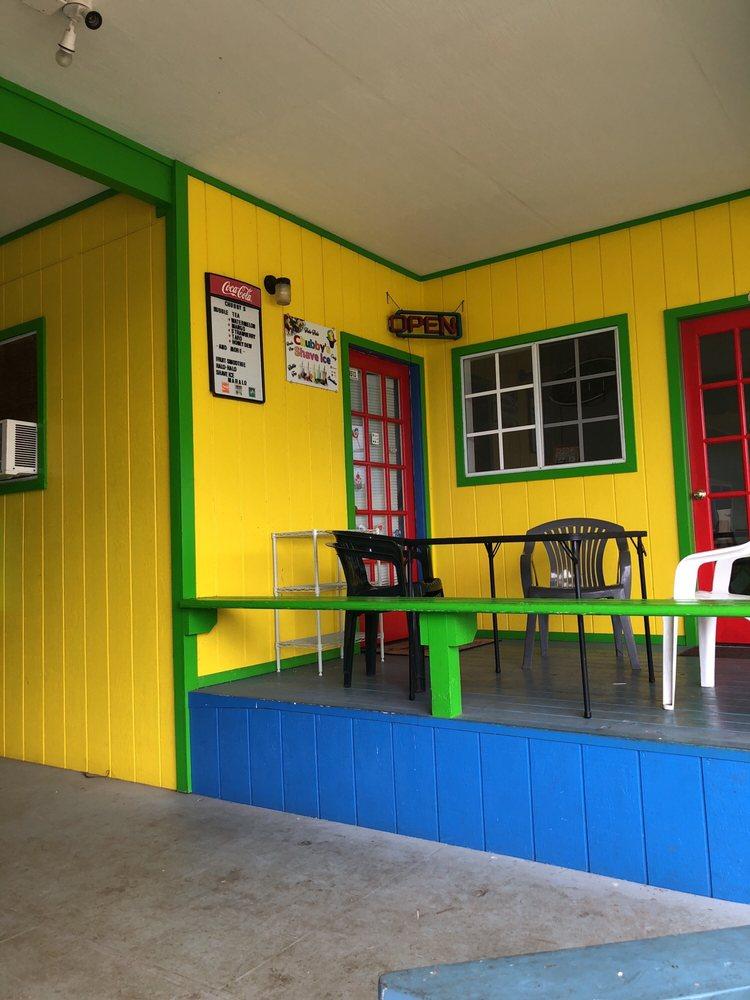 Chubby's Snack shop: Kohala Town Ctr, Hawaii, HI
