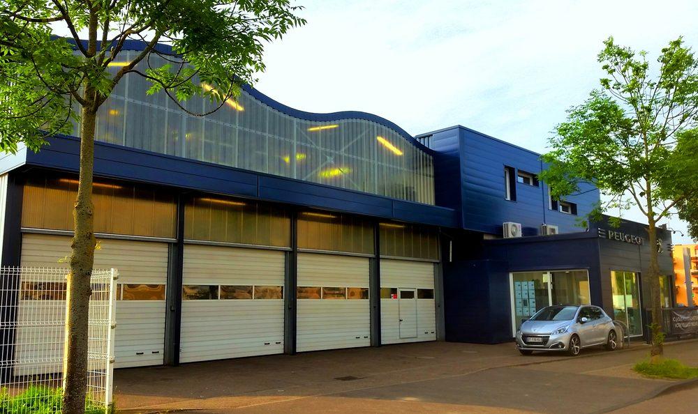 Concession peugeot garage eric muller indhent et tilbud bilforhandlere 143 route - Garage peugeot strasbourg hautepierre ...