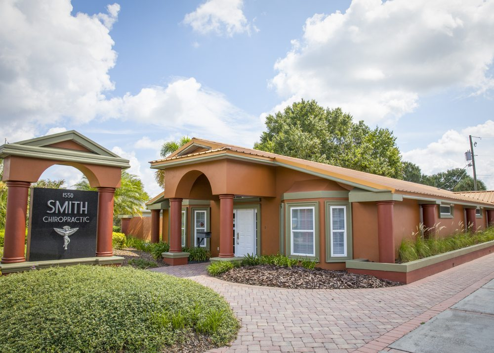 Smith Chiropractic Clinic: 1550 6th St SE, Winter Haven, FL