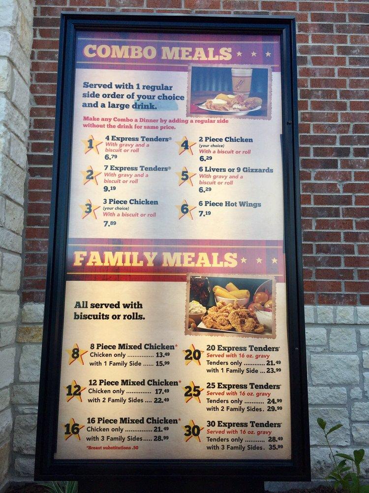 Chicken Express: 1217 E Main St, Alice, TX