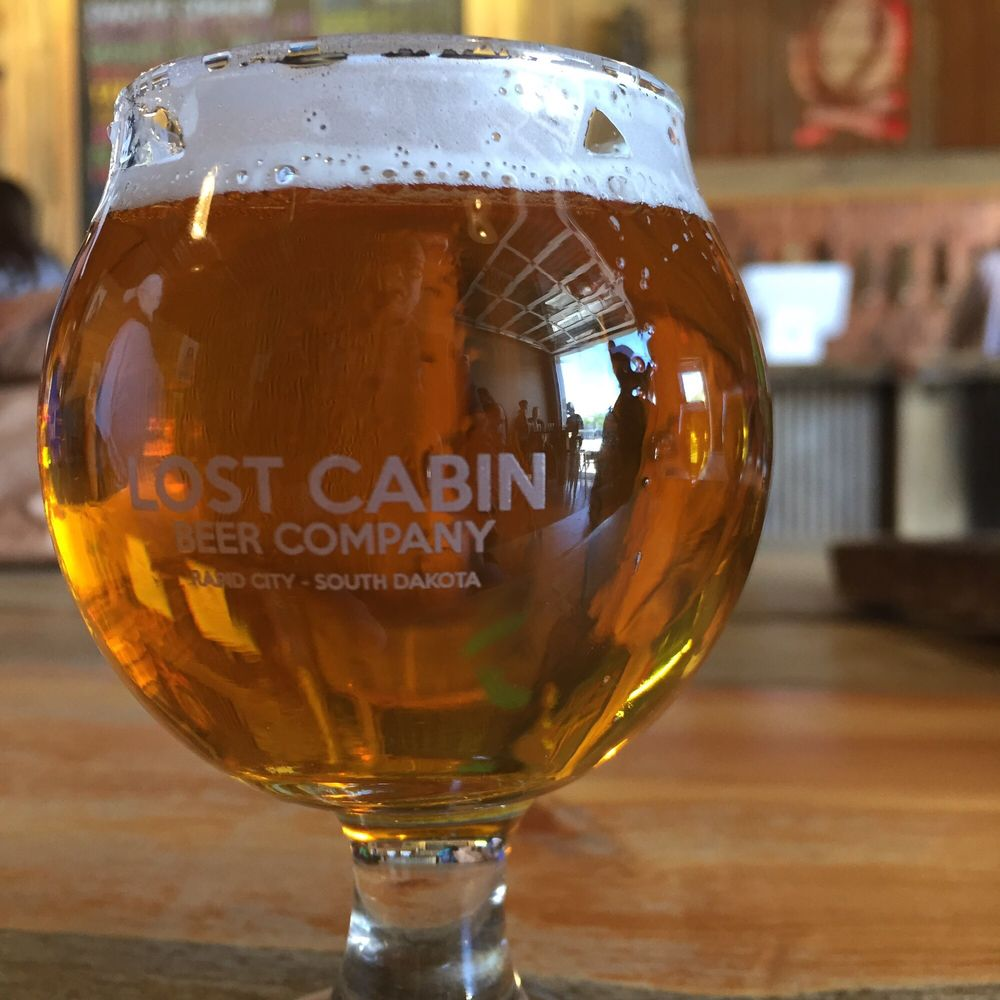 Lost Cabin Beer: 1401 W Omaha St, Rapid City, SD