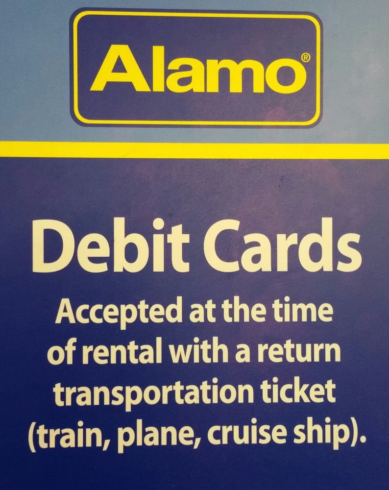 Alamo Rent A Car Las Vegas Nv