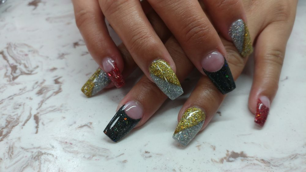 Tres Lux Nails: 1444 Airline Rd, Corpus Christi, TX