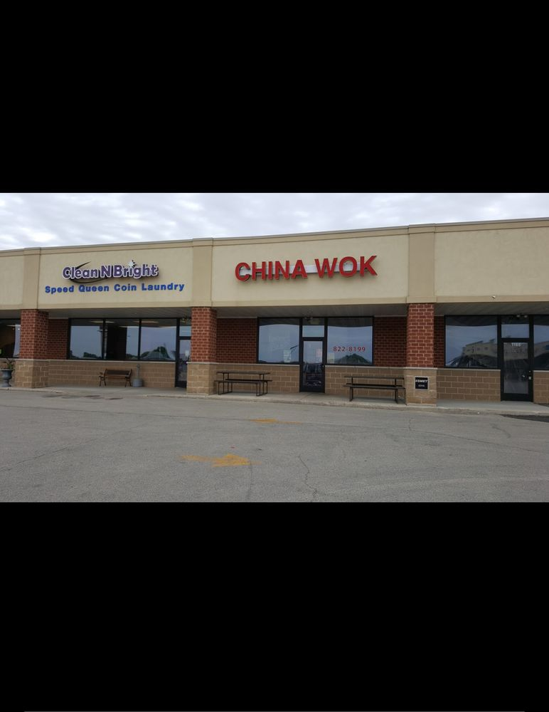 China Wok: 1170 Mountain Bay Dr, Pulaski, WI