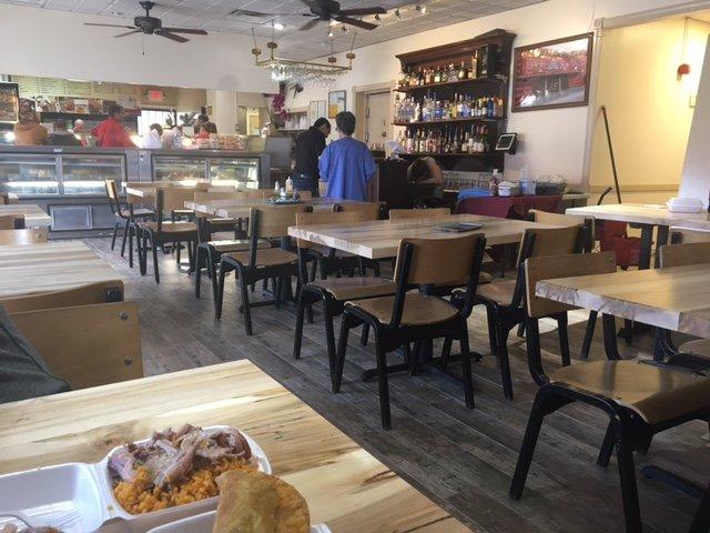 Old San Juan Restaurant Camden