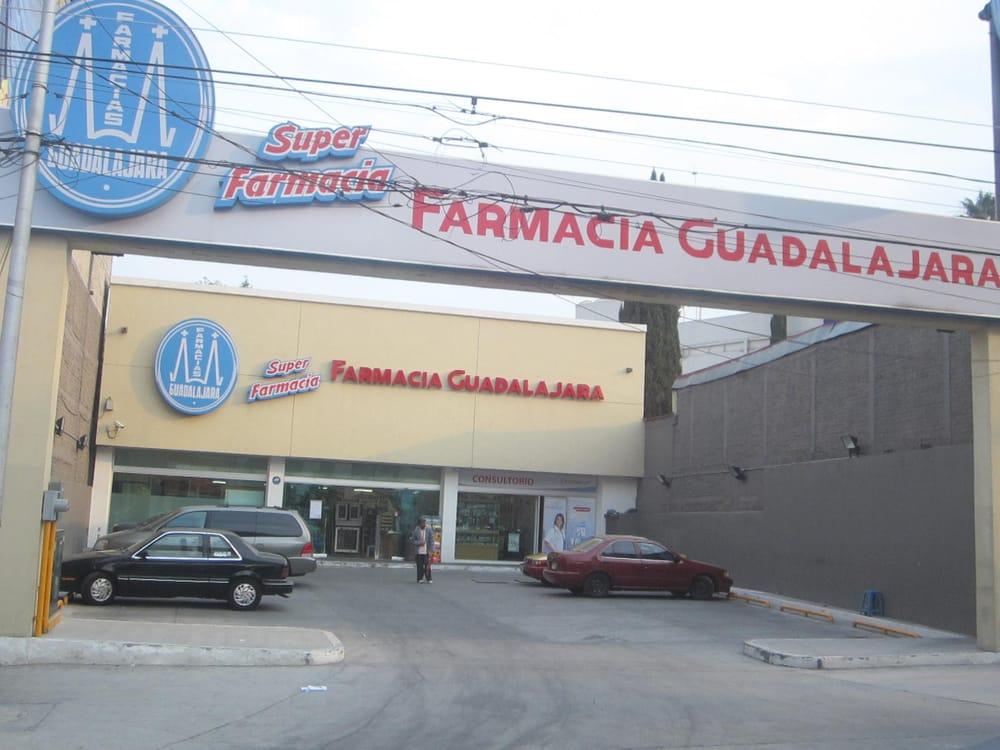 Farmacia guadalajara farmacia calzada de tlalpan 5080 for Buscador de sucursales