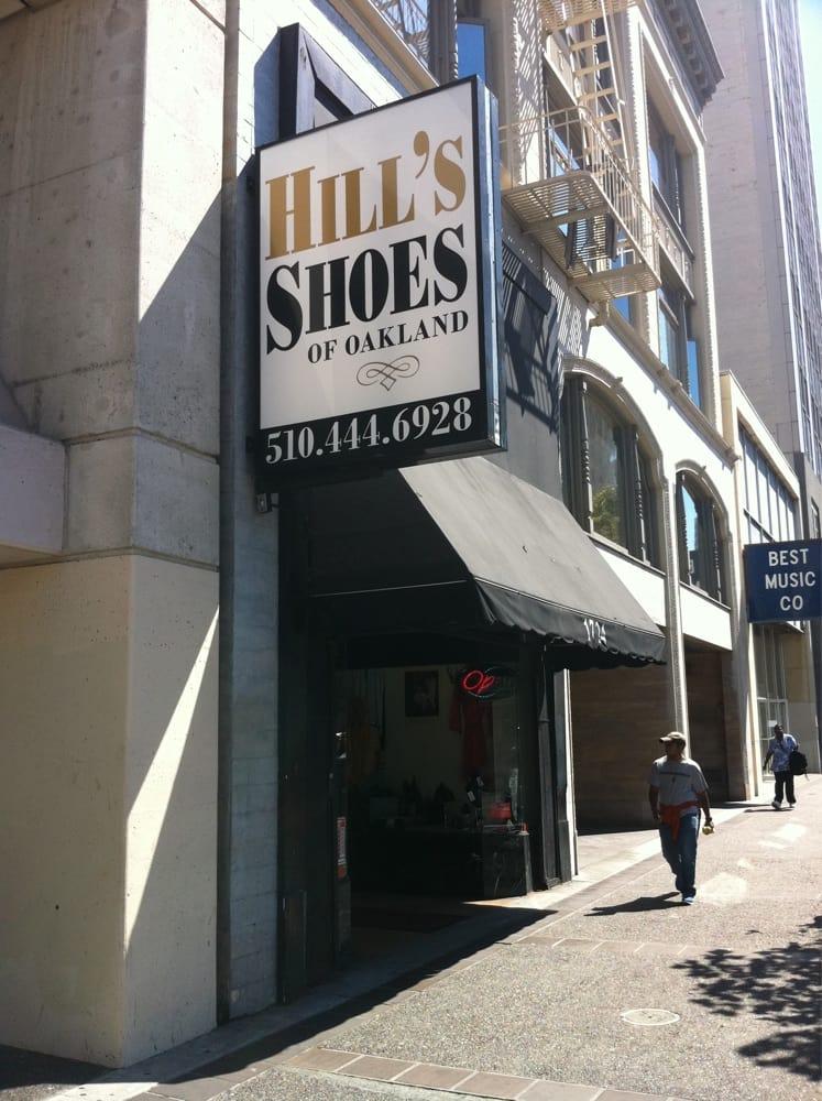 Oakland Ca Shoe Stores