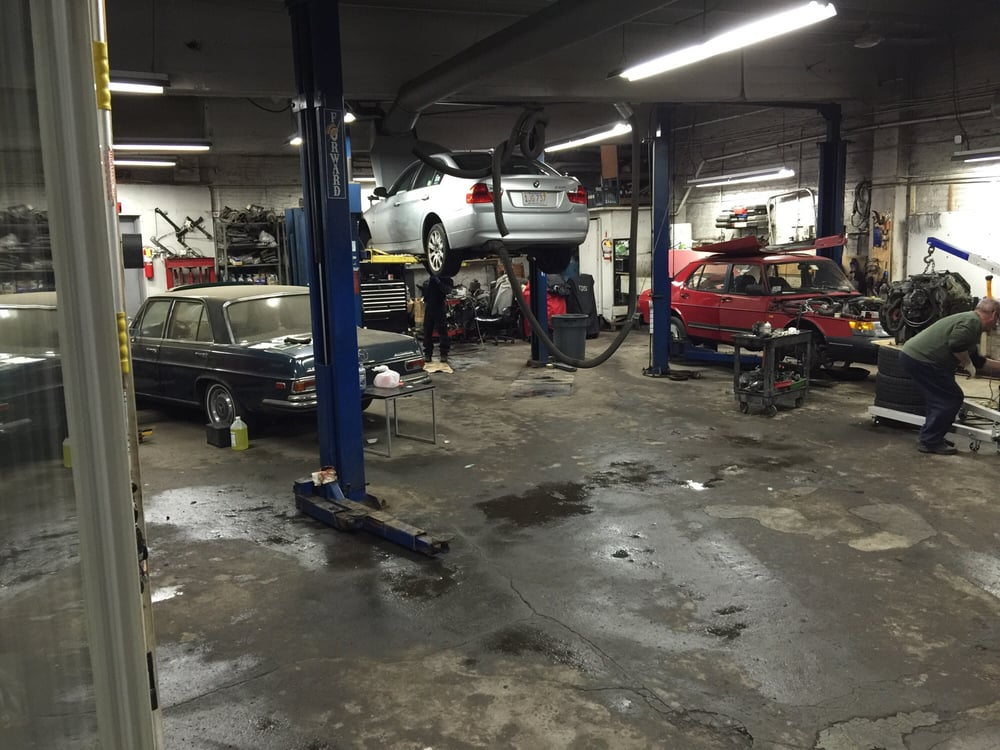 Swedish Motors 11 Photos Garages 1090 Commonwealth