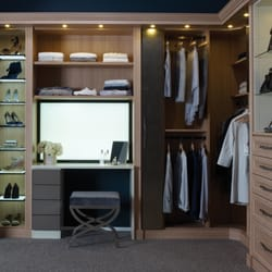 Perfect Photo Of California Closets   Roseville, CA, United States. Umbrian Oak  Closet With