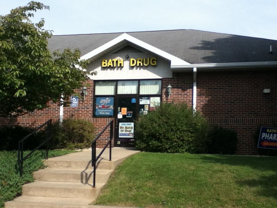 Bath Drug: 310 S Walnut St, Bath, PA