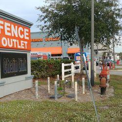 Photo Of Fence Outlet Orlando Fl United States
