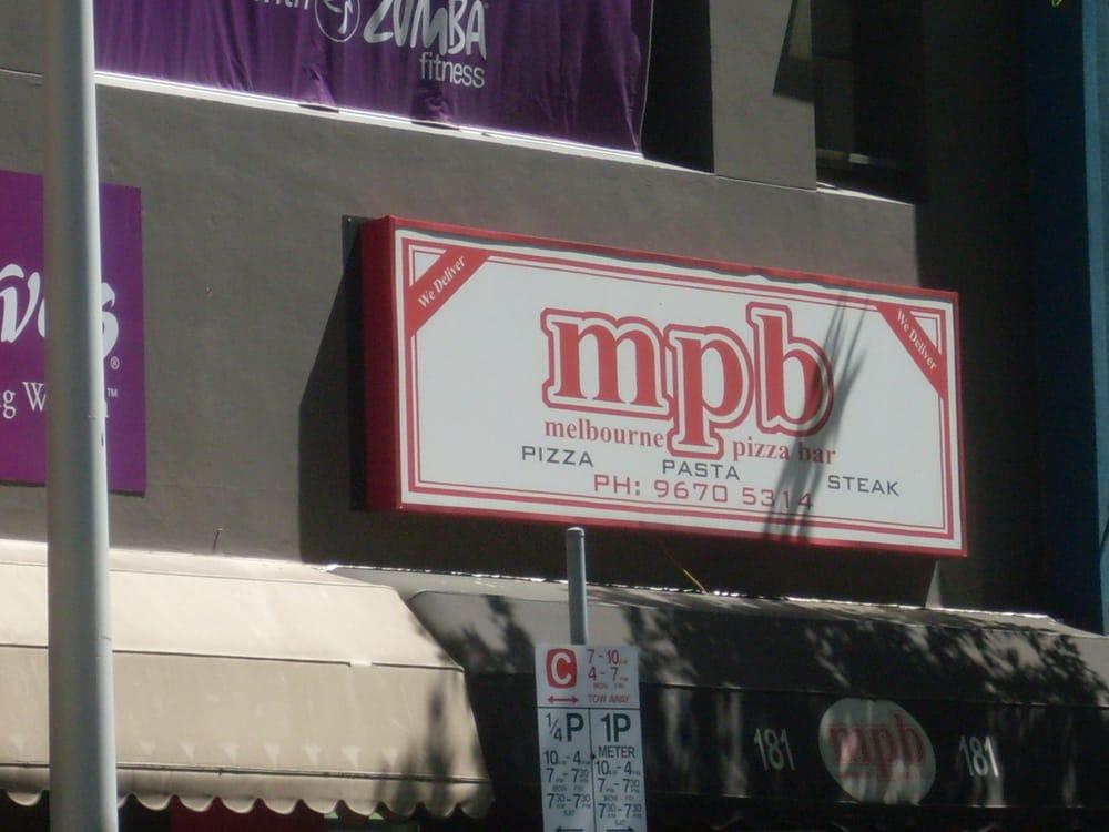 Melbourne Pizza Bar