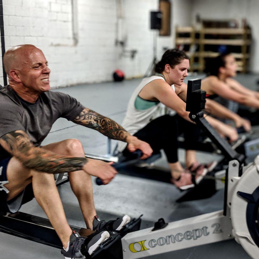 CrossFit AllFit: 1254 Murphy Ave, Atlanta, GA