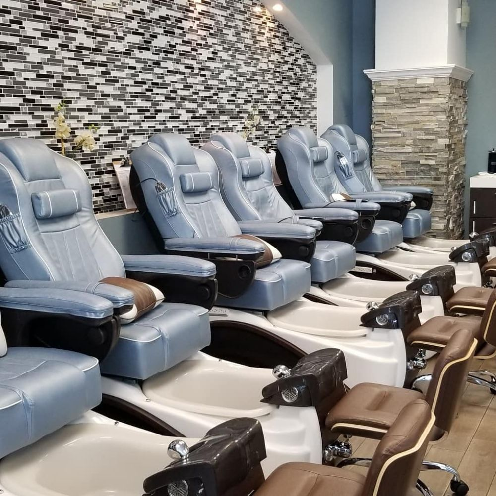 Photo of OMG! Nails & Spa: Mountain View, CA