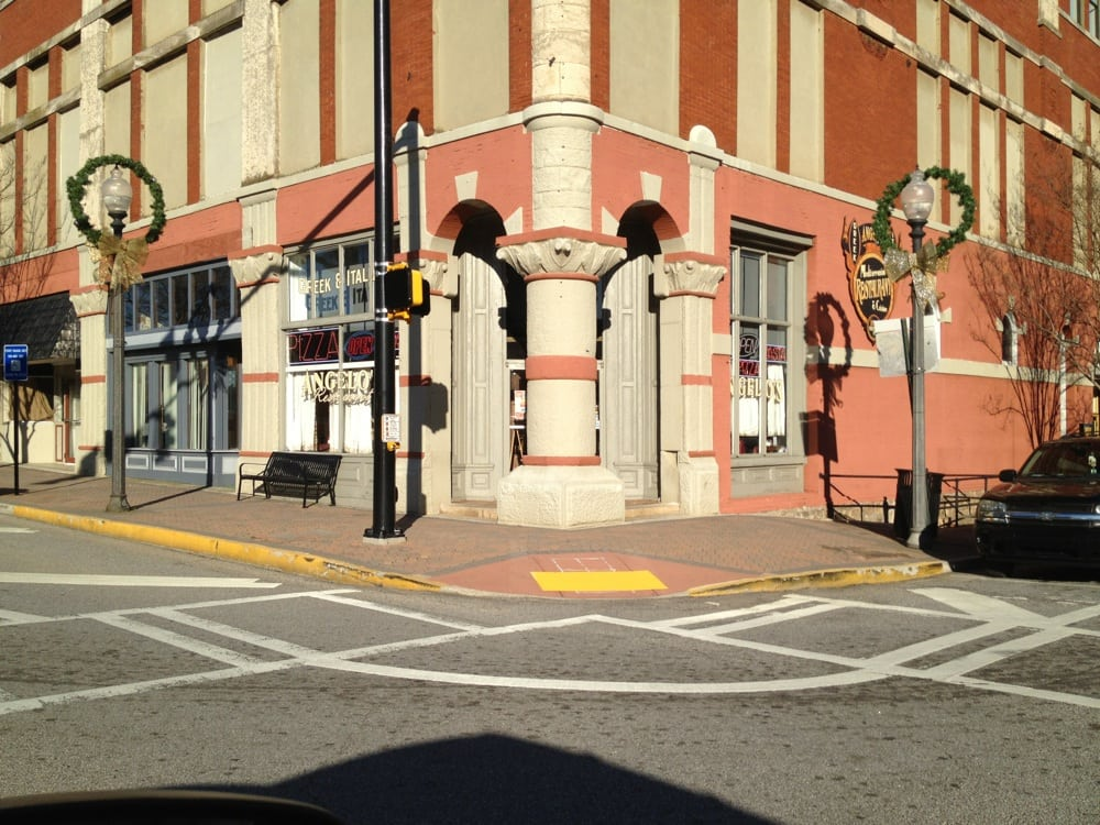 Angelo's Mediteranian: 102 N Hill St, Griffin, GA