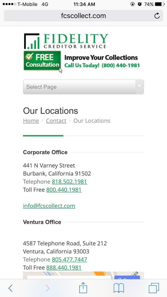 Fidelity Creditor Service   29 Reviews   Local Services   440 Western Ave,  Glendale, Glendale, CA   Phone Number   Yelp