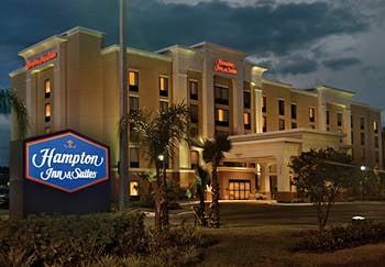 Hampton Inn & Suites Tampa-Wesley Chapel: 2740 Cypress Ridge Blvd, Wesley Chapel, FL