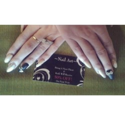 Nail art 19 photos 16 reviews nail salons 801 matheson photo of nail art mississauga on canada let us know you found prinsesfo Choice Image