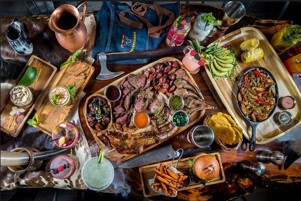 El Toro Loco Churrascaria 8 ST Restaurant