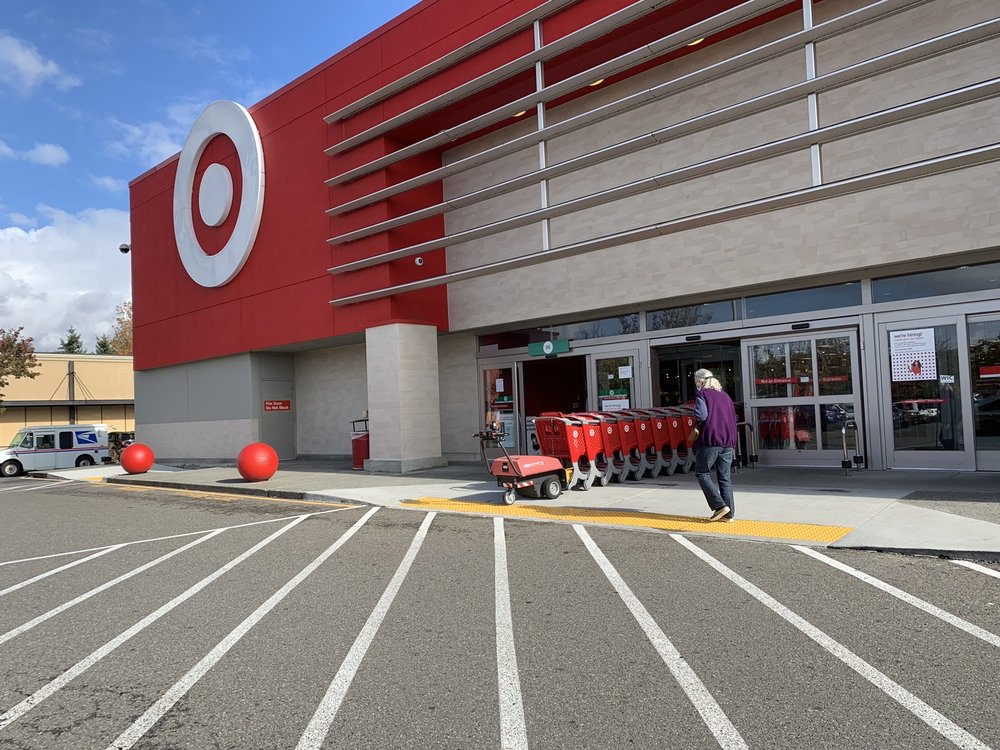 Target: 18305 Alderwood Mall Pkwy, Lynnwood, WA