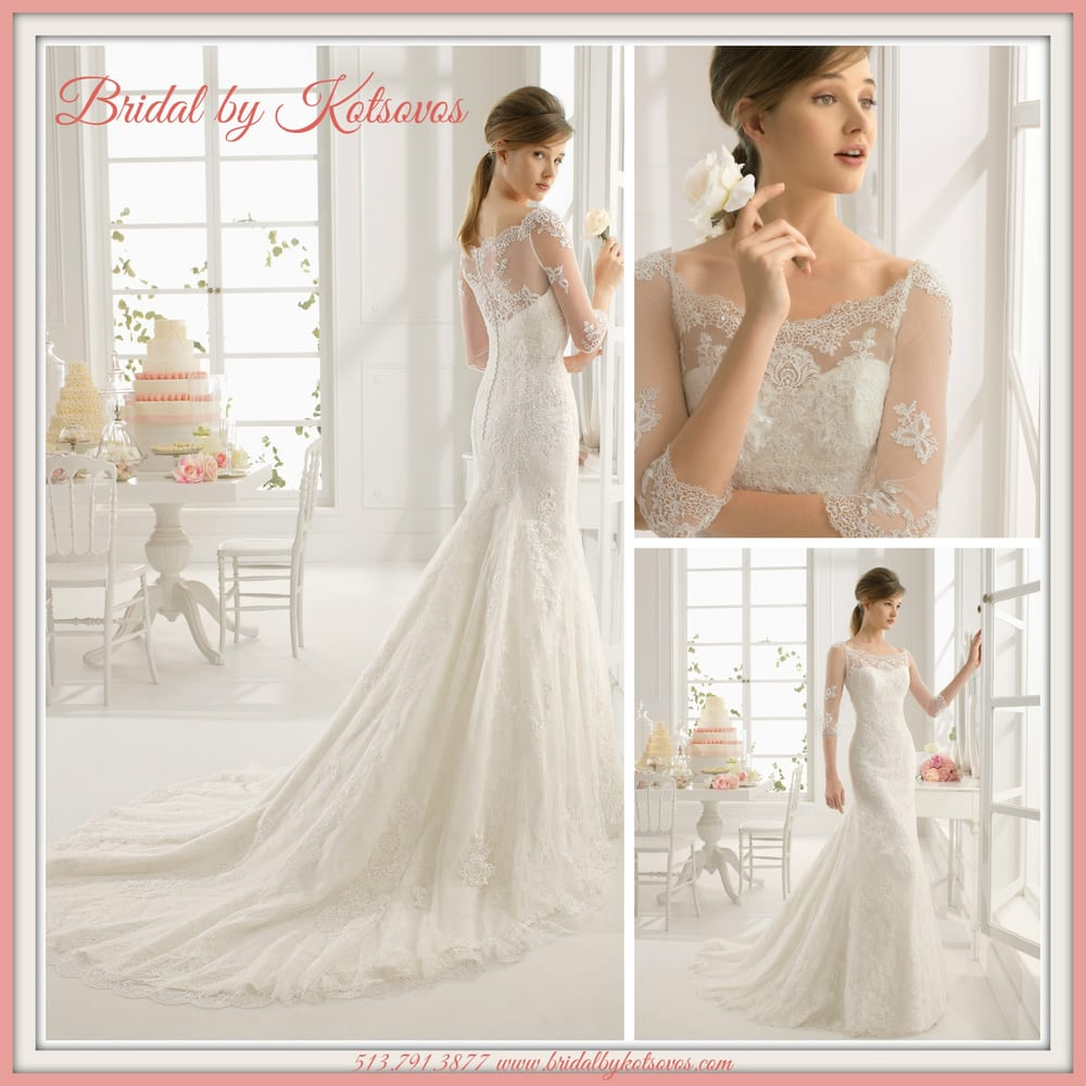 Wedding Dresses Cincinnati: Kotsovos Bridal Furs & Fine Apparel