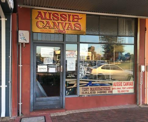 Photo of Aussie Canvas u0026 Tent Swag Manufacturer u0026 Repairs - Victoria Park Western Australia & Aussie Canvas u0026 Tent Swag Manufacturer u0026 Repairs - Sporting Goods ...
