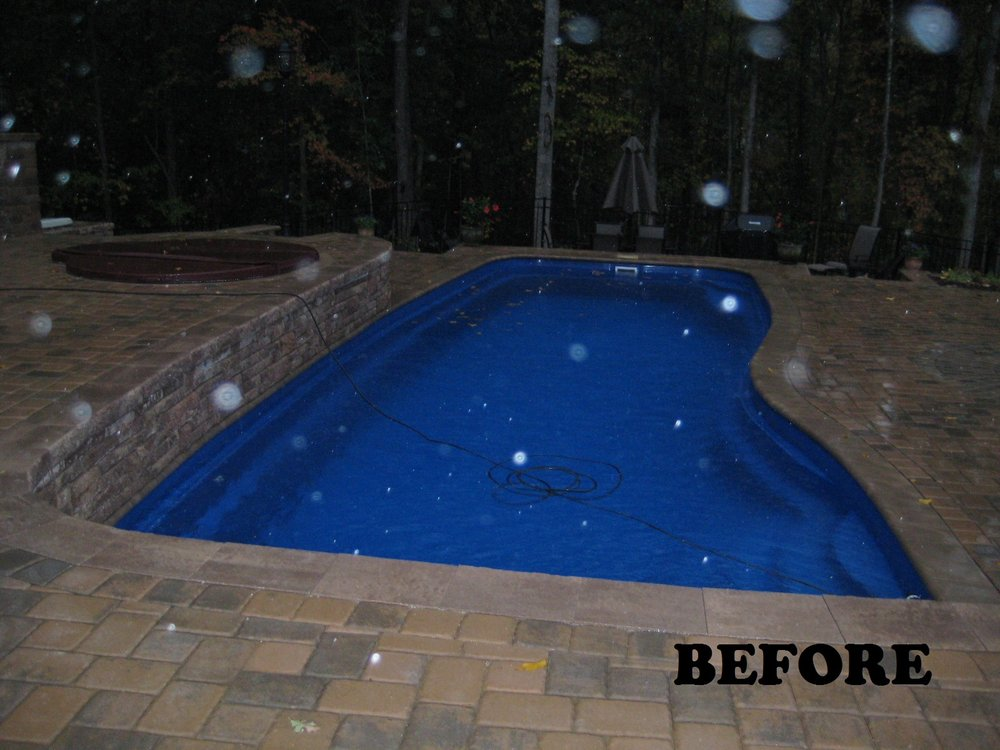 Monarch Pool Care: 430 Chatham Heights Rd, Fredericksburg, VA