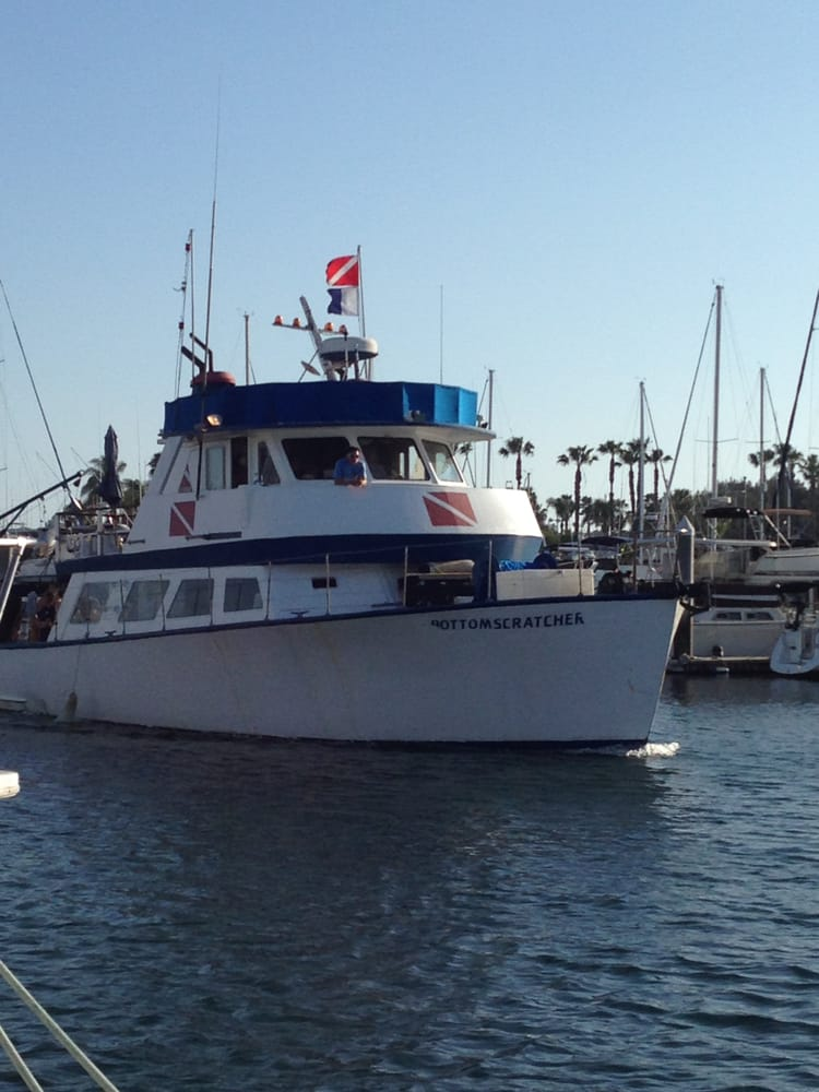 Bottom scratcher diving boat yelp for 22nd street landing fish report